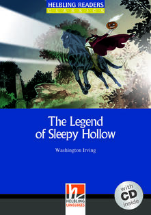 Ipabsantonioabatetrino.it The legend of Sleepy Hollow. Livello 4 (A2-B1). Con CD Audio Image
