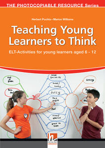 Teaching young learners to think. Con CD Audio