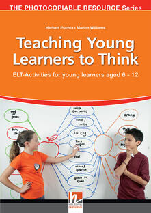 Aboutschuster.de Teaching young learners to think. Con CD Audio Image