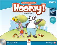 Ipabsantonioabatetrino.it Hooray! Let's play! Starter. Student's book. Con CD-Audio Image