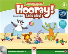 Chievoveronavalpo.it Hooray! Let's play! Level A. Student's book. Per la Scuola elementare. Con CD-Audio Image