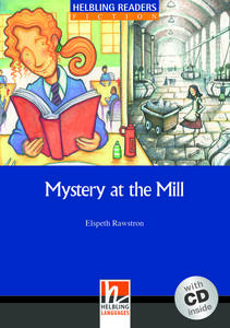 Mystery at the Mill. Livello 5 (B1). Con CD Audio - Elspeth Rawstron - copertina