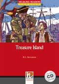 Libro Treasure Island. Livello 3 (A2). Con CD Audio Robert Louis Stevenson