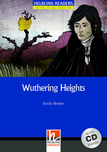Wuthering Heights. Livello 4 (A2-B1). Con CD Audio - Emily Brontë - copertina