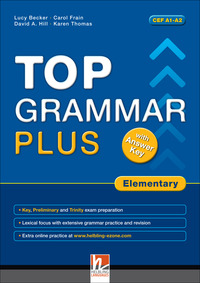 Top grammar plus. Elementary. With answer keys. Con e-book. Con espansione online. Per le Scuole superiori