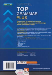 Top grammar plus. Elementary. Per le Scuole superiori. Con espansione online - Lucy Becker - 2