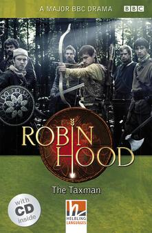 Winniearcher.com Robin Hood: The Taxman. Livello 1 (A1). Con CD-Audio Image