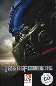 Transformers. Livello 2 (A1-A2). Con CD-Audio - copertina