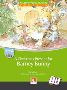 Nordestcaffeisola.it A Christmas present for Barney Bunny. Big book. Level B. Young readers Image