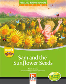 Sam and the sunflower seed. Big book. Level C. Young readers.pdf
