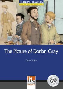 The picture of Dorian Gray. Livello 4 (A2-B1). Con CD-Audio - Oscar Wilde - copertina