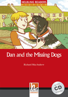 Voluntariadobaleares2014.es Dan and the missing Dogs. Livello 2 (A1-A2). Con CD-Audio Image