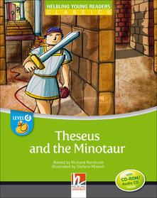 Winniearcher.com Theseus and the Minotaur. (Level D - CEFR: A1). Con CD-ROM Image