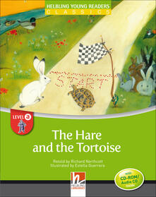 3tsportingclub.it The Hare and the Tortoise. (Level A - CEFR: A1). Con CD-ROM Image