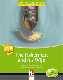 Radiosenisenews.it The fisherman and his wife. Young readers. Raccontato da Richard Northcott letto da Richard Northcott. Con CD Audio: Level C Image