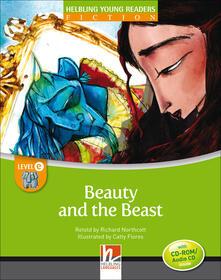 Camfeed.it Beauty and the Beast. Young readers. Raccontato da Richard Northcott letto da Richard Northcott. Con CD Audio: Level E Image