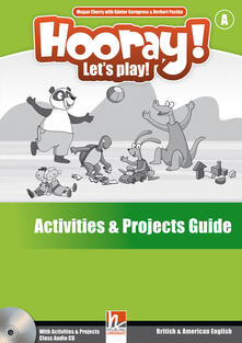 Hooray! Lets play! B. Activities and projects. Per la Scuola elementare.pdf