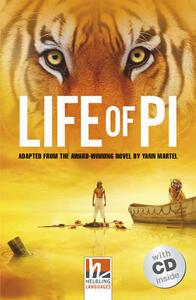 Life of Pi (Level A2/B1). Con CD-Audio - copertina