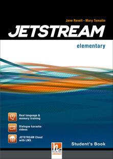 Festivalpatudocanario.es Jetstream. Elementary. Student's book. Per le Scuole superiori. Con e-book. Con espansione online Image