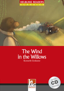 Cefalufilmfestival.it The Wind in the Willows. Livello 1 (A1). Con CD-Audio Image