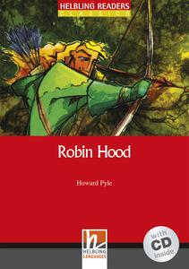 Robin Hood. Livello 2 (A1-A2). Con CD-Audio - Howard Pyle - copertina