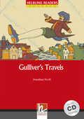 Libro Gulliver's Travels. Livello 2 (A2). Con CD-Audio Jonathan Swift