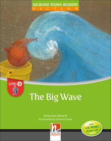 Winniearcher.com The big wave. Young readers. Con CD Audio: Level A Image