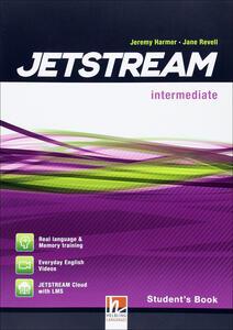 Jetstream. Intermediate. Per le Scuole superiori. Con e-book. Con espansione online