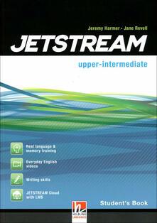 Jetstream. Upper intermediate. Students book. Per le Scuole superiori. Con e-book. Con espansione online.pdf