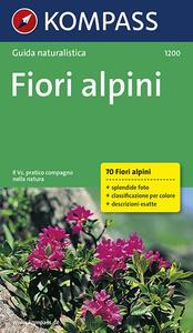 Guida naturalistica n. 1200. Fiori alpini - copertina