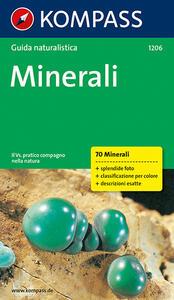Guida naturalistica n. 1206. Minerali - copertina