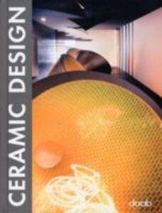 Libro Ceramic design Eva Marin