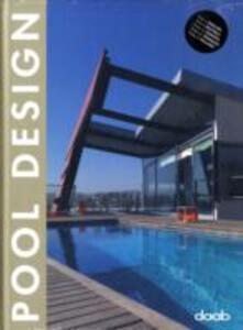Pool design. Ediz. multilingue - Cristina Paredes - copertina