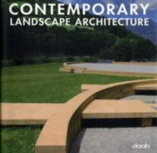 Libro Contemporary landscape architecture. Ediz. multilingue Sergi Costa Duran