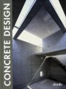 Libro Concrete design. Ediz. italiana