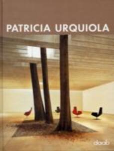 Patricia Urquiola. Ediz. italiana - copertina