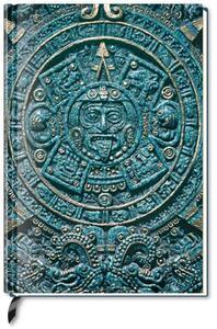 Taccuino Alpha Edition. Aztec Calendar