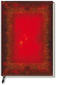 Cartoleria Taccuino Premium Book Red Book Alpha Edition 0