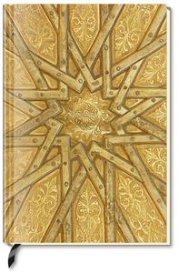 Cartoleria Taccuino Premium Book Golden Star Alpha Edition 0