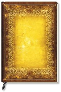 Cartoleria Taccuino Premium Book Golden Book Alpha Edition 0