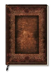 Cartoleria Taccuino Premium Book Brown Book Alpha Edition 0