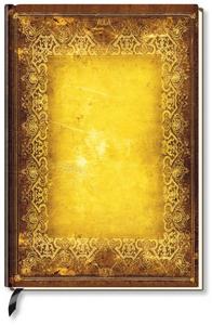 Cartoleria Taccuino Premium Book Golden Book Xl Alpha Edition 0