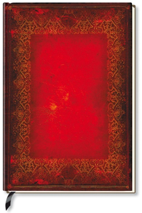 Cartoleria Taccuino Premium Book Red Book Xl Alpha Edition 0
