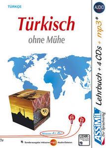 Türkisch ohne Mühe. Con CD-ROM formato MP3. Con 4 CD-Audio - Dominique Halbout,G. Guzeney - copertina