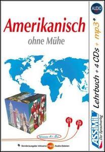 Amerikanisch ohne Mühe. Con 4 CD Audio. Con 1 CD Audio formato MP3 - David Applefield - copertina