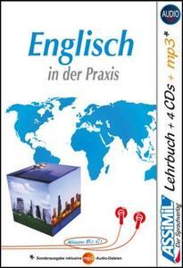 English in der Praxis. COn 4 CD Audio. Con 1 CD Audio formato MP3