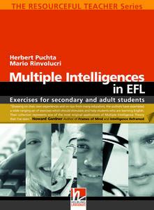 Multiple intelligences in EFL - Herbert Puchta,Mario Rinvolucri - copertina