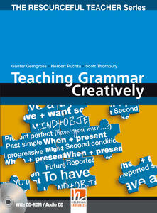 Filippodegasperi.it Teaching grammar creatively. Con CD-ROM. Con CD-ROM Image