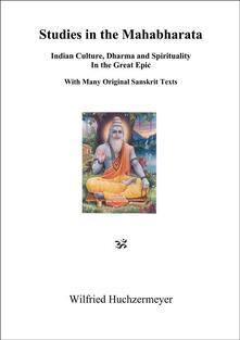 Studies in the Mahabharata