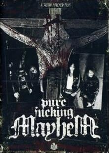 Pure Fucking - CD Audio + DVD di Mayhem